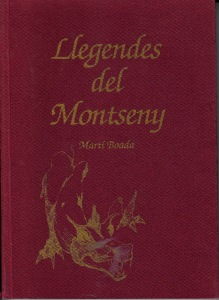 llegendes del montseny M. Boada