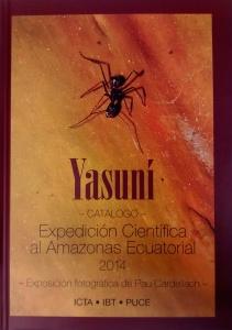 Llibre Yasuní_catàleg