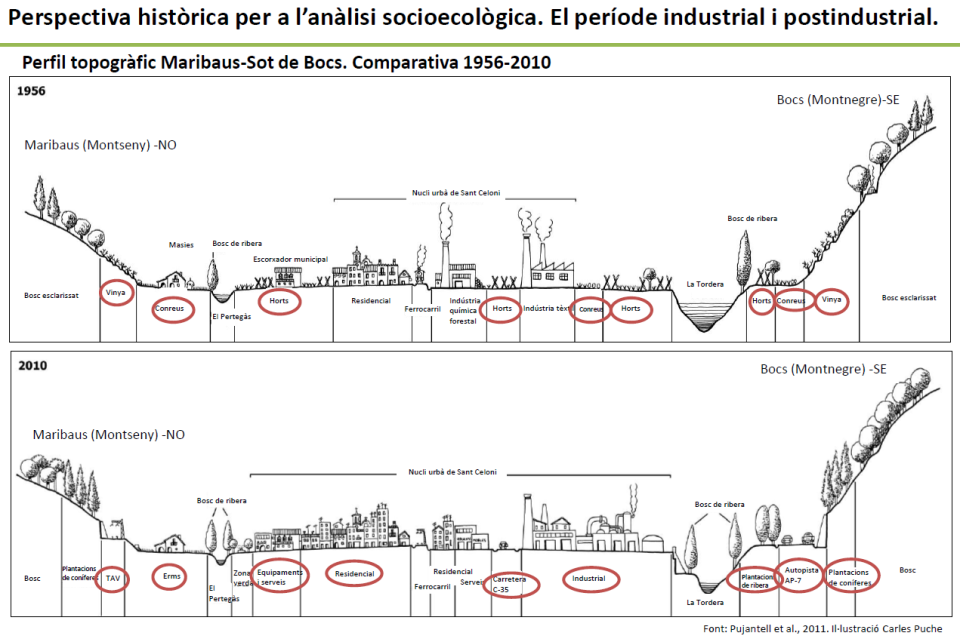perspectiva històrica socioecologica