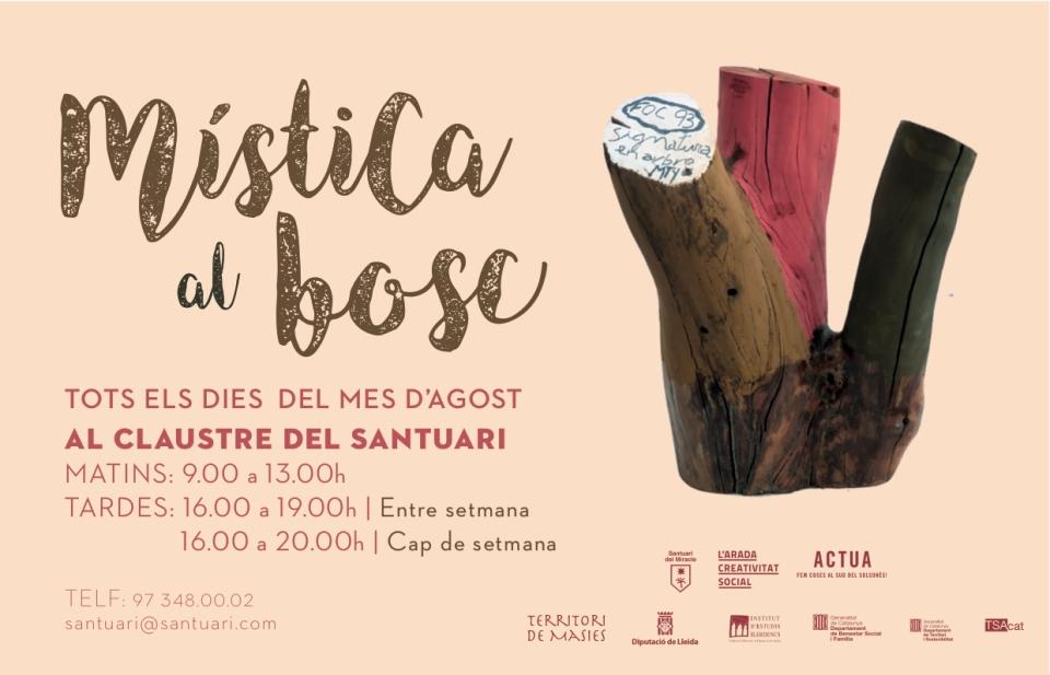 logo Mística del Bosc