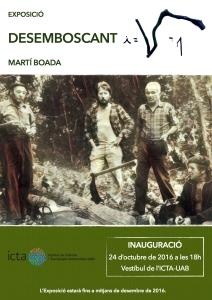 cartell-expo-desemboscant-icta-uab